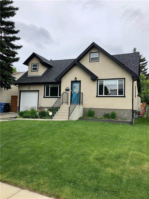 1411 27 Street SW, Calgary, AB T3C 1L4 (#C4303617) :: Calgary Homefinders