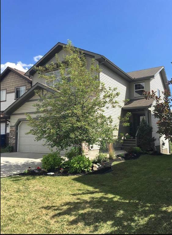 26 Cimarron Grove Bay, Okotoks, AB T1S 2H3 (#C4305255) :: Calgary Homefinders