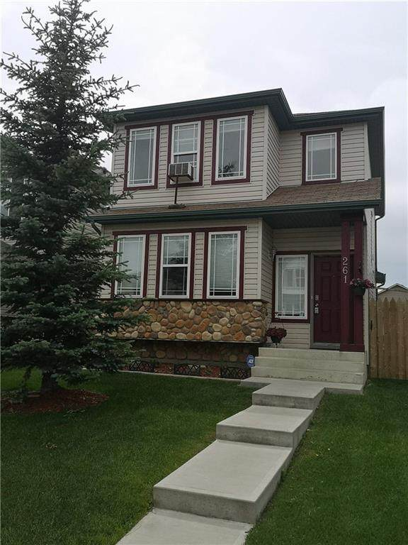 261 Covebrook Place NE, Calgary, AB T3K 0Z8 (#C4306007) :: Virtu Real Estate