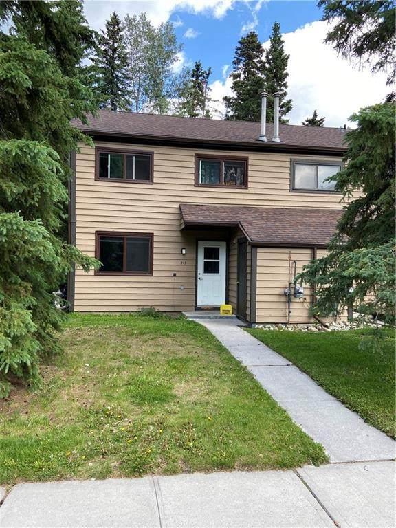 513 Cougar Street, Banff, AB T1L 1E3 (#C4306473) :: Canmore & Banff