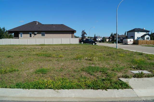 6402 53 Avenue Close, Ponoka, AB T4J 1K8 (#CA0066990) :: Canmore & Banff