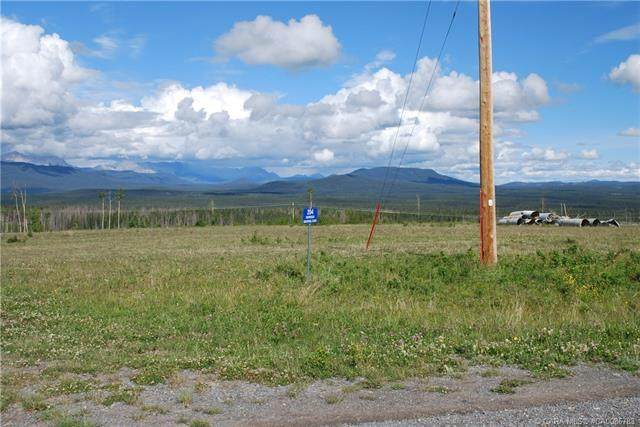 204 Nordegg Industrial Close, Rural Clearwater County, AB T0M 2H0 (#CA0086783) :: Canmore & Banff