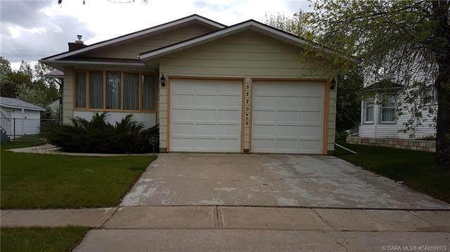 5220 49 Street, Castor, AB T0C 0X0 (#CA0099973) :: Canmore & Banff