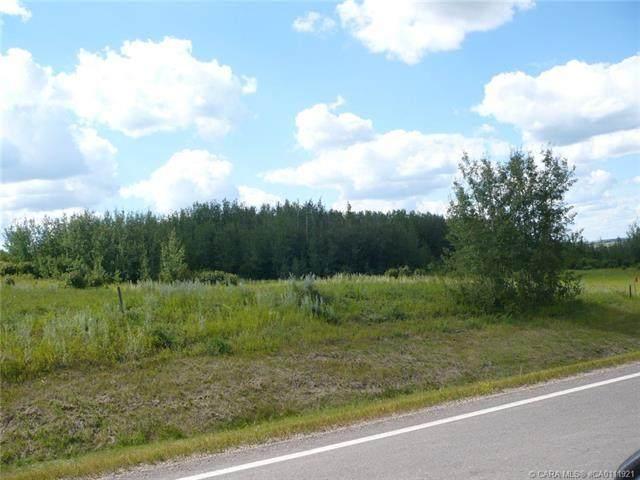 On Highway 792, Rural Ponoka County, AB T4J 1R4 (#CA0111921) :: The Cliff Stevenson Group