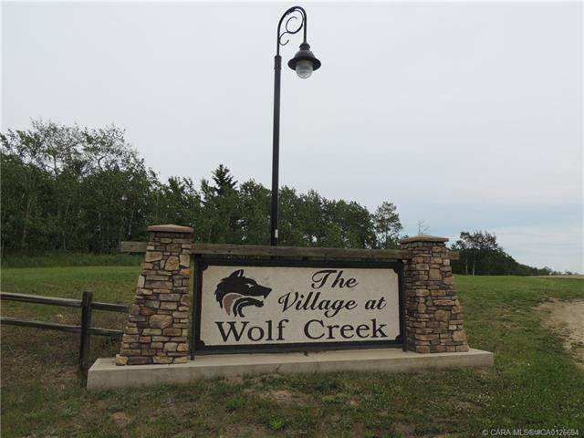 150 Wolf Run Drive, Rural Ponoka County, AB T4J 0B3 (#CA0126694) :: Canmore & Banff