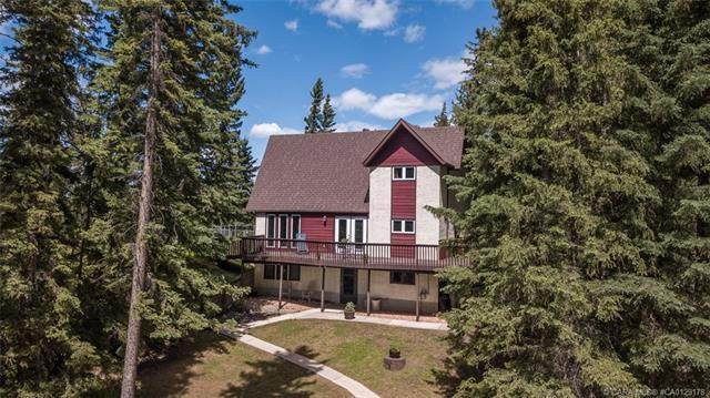 4808 64 Street, Rocky Mountain House, AB T4T 1G3 (#CA0129178) :: Canmore & Banff