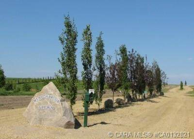 420054 Range Road 283 Lot 11, Rural Ponoka County, AB T4L 2N3 (#CA0132821) :: The Cliff Stevenson Group