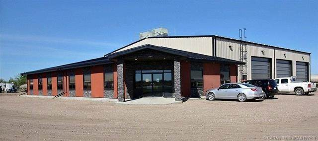 4 Production Avenue, Birch Cove, AB T9B 3B4 (#CA0139219) :: Calgary Homefinders