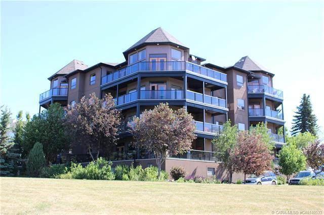 4816 52 Street #203, Camrose, AB T4V 1V1 (#CA0140533) :: Redline Real Estate Group Inc