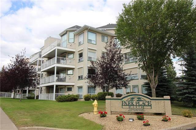 4625 50 Street #406, Camrose, AB T4V 4R2 (#CA0146607) :: Canmore & Banff