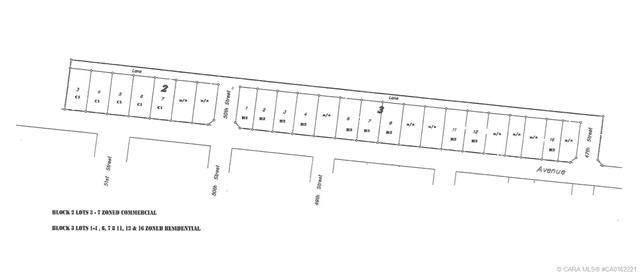 ON 50 Avenue, Botha, AB T0C 2N0 (#CA0162221) :: Canmore & Banff
