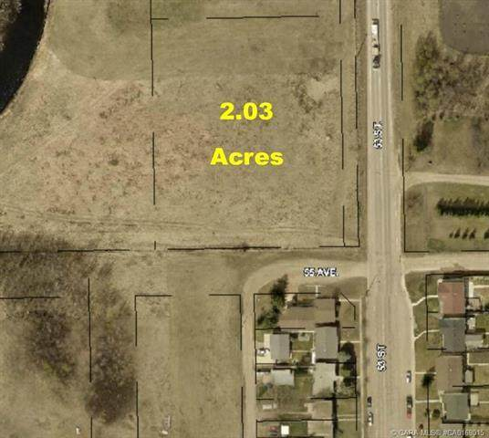 ON 53 Street, Camrose, AB T4V 4E4 (#CA0169015) :: Canmore & Banff
