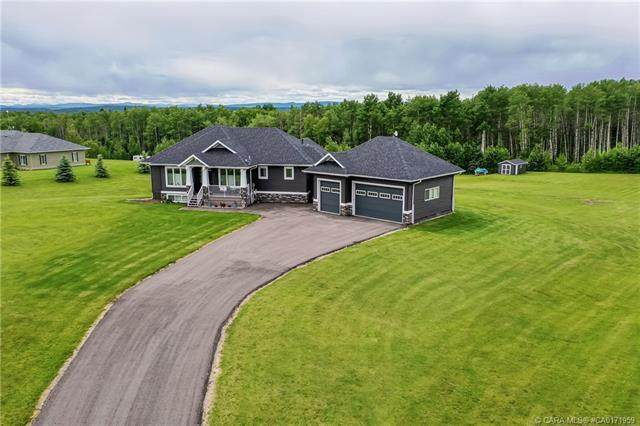 30 Hidden Valley Close, Rural Clearwater County, AB T4T 2A2 (#CA0171959) :: Redline Real Estate Group Inc