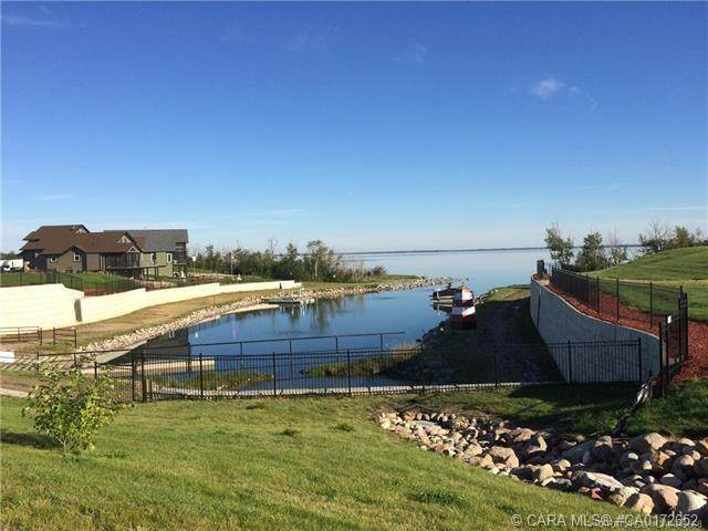 8 Marina View Close, Rural Stettler County, AB T0C 2L0 (#CA0172652) :: Canmore & Banff