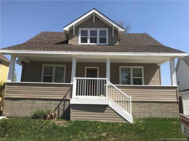 5003 53 Street, Camrose, AB T4V 0C4 (#CA0173294) :: Redline Real Estate Group Inc