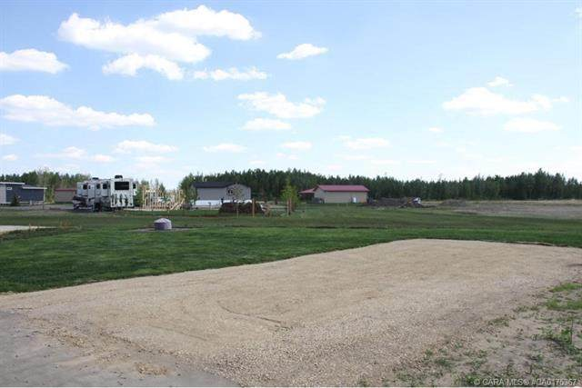 41019 Range Road 1-1 #154, Rural Lacombe County, AB T0C 0J0 (#CA0175367) :: Canmore & Banff