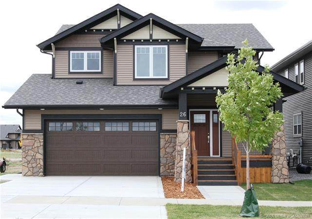 26 Tagish Avenue, Red Deer, AB T4P 0Y6 (#CA0178620) :: Canmore & Banff