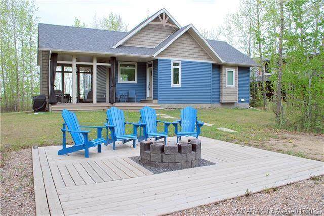 26 St. Georges Way, Rural Stettler County, AB T0C 2L0 (#CA0179921) :: Canmore & Banff