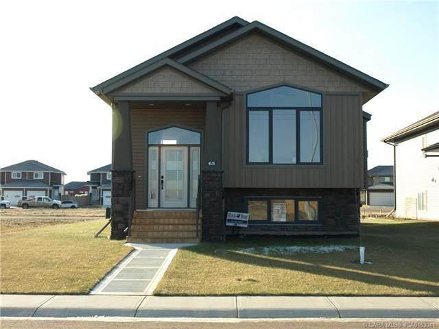 65 Mackenzie Avenue, Lacombe, AB T4L 0H9 (#CA0183041) :: Team J Realtors
