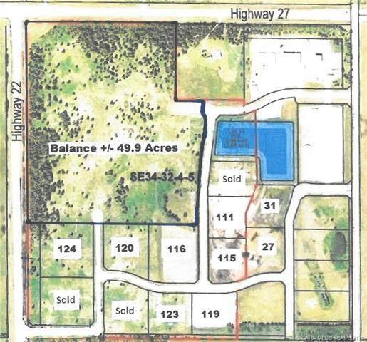 32532 Range Road 42, Rural Mountain View County, AB T0M 1X0 (#CA0183170) :: Calgary Homefinders