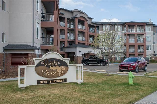 5213 61 Street #403, Red Deer, AB T4N 6N5 (#CA0183552) :: Team J Realtors