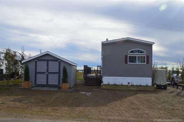 10046 Township Road 422 #214, Rural Ponoka County, AB T4J 1V9 (#CA0183985) :: The Cliff Stevenson Group