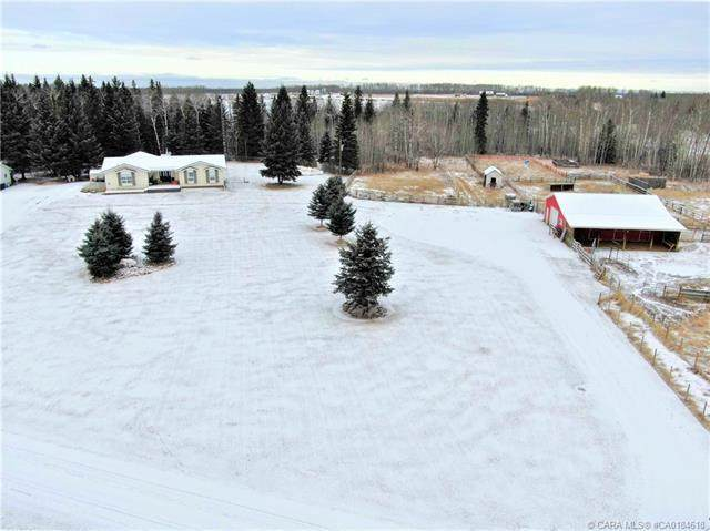 62214 Range Road 470, Rural Bonnyville No. 87, M.D. of, AB T9N 2G6 (#CA0184618) :: Western Elite Real Estate Group