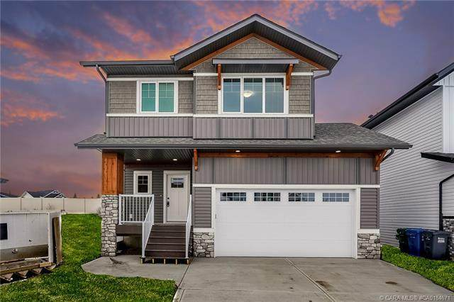 48 Ellington Crescent, Red Deer, AB T4P 3E2 (#CA0184671) :: Calgary Homefinders