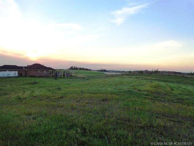 505 Dunes Ridge Drive, Rural Ponoka County, AB T4J 0B3 (#CA0186101) :: Canmore & Banff