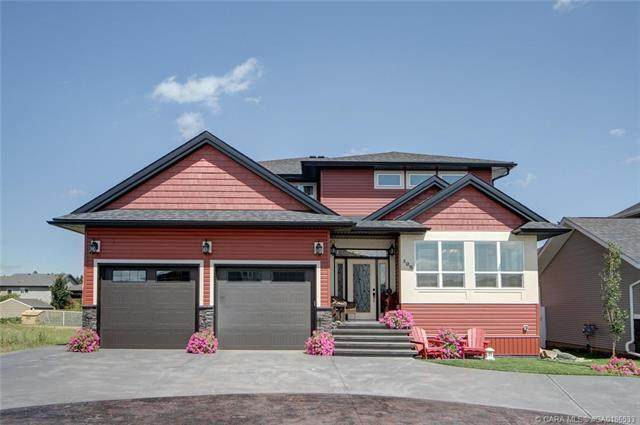 105 Erica Drive, Lacombe, AB T4L 0G3 (#CA0186533) :: Western Elite Real Estate Group