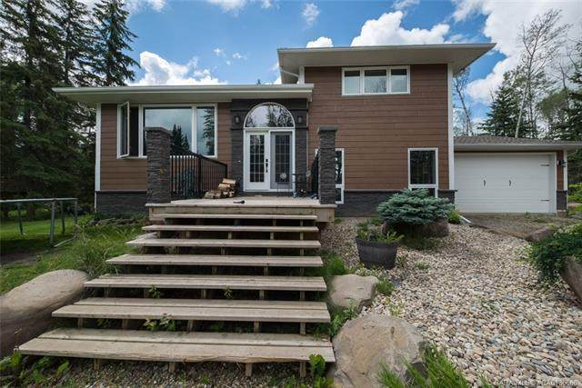 13 Green Valley Lane, Rural Clearwater County, AB T4T 2A1 (#CA0186868) :: Canmore & Banff