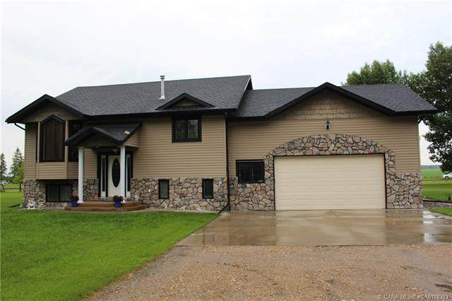 5 Deer Ridge Estates, Rural Lacombe County, AB T4L 2N2 (#CA0188383) :: Canmore & Banff