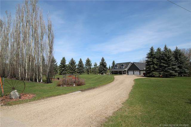 27111 Highway 597 Road #260, Rural Lacombe County, AB T0M 0J0 (#CA0189085) :: Canmore & Banff