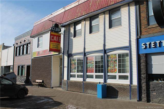 4932 50 Street, Stettler Town, AB T0C 2L0 (#CA0189388) :: Western Elite Real Estate Group