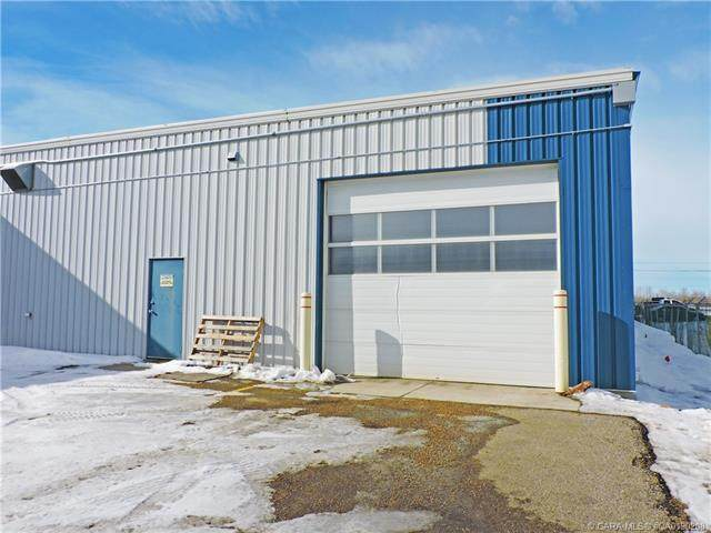 8319 Chiles Industrial Avenue #2, Red Deer, AB T4S 2A3 (#CA0190208) :: Canmore & Banff