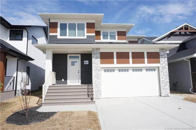 40 Ellington Crescent, Red Deer, AB T4P 3E2 (#CA0190537) :: Calgary Homefinders
