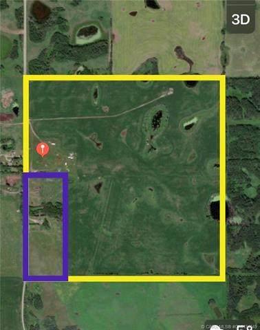 ON Range Road 223, Rural Red Deer County, AB T0M 0Y0 (#CA0191049) :: Team J Realtors