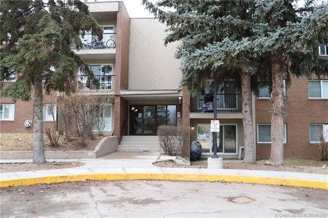 103 Hermary Street #101, Red Deer, AB T4N 6G2 (#CA0191281) :: Team J Realtors