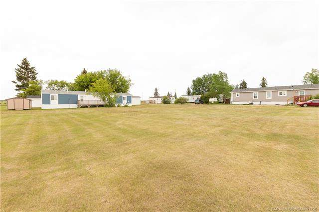52 Anderson Avenue, Rural Stettler County, AB T0C 2L0 (#CA0191326) :: Canmore & Banff