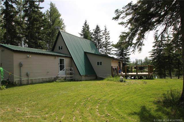 54065 Township Road 462, Buck Lake, AB T0C 0T0 (#CA0192926) :: Redline Real Estate Group Inc