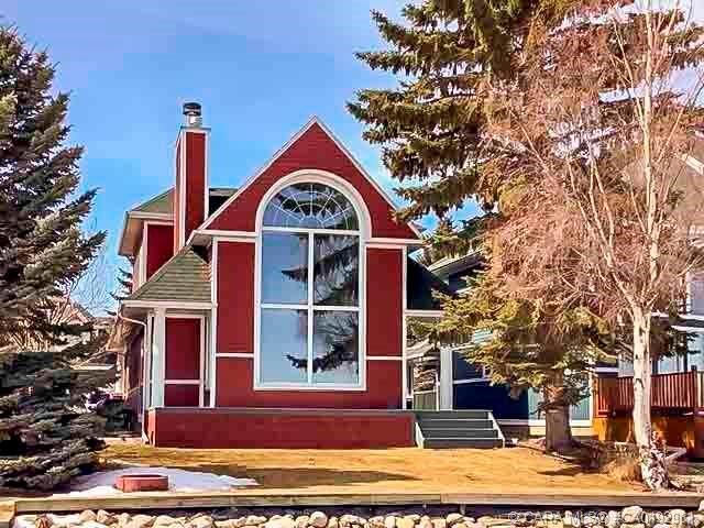 178 Marina Bay Court, Sylvan Lake, AB T4S 1E9 (#CA0192961) :: Canmore & Banff