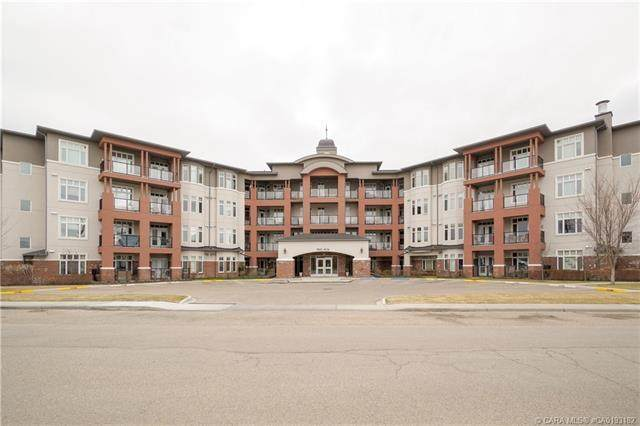 5213 61 Street #408, Red Deer, AB T4N 6N5 (#CA0193182) :: Team J Realtors