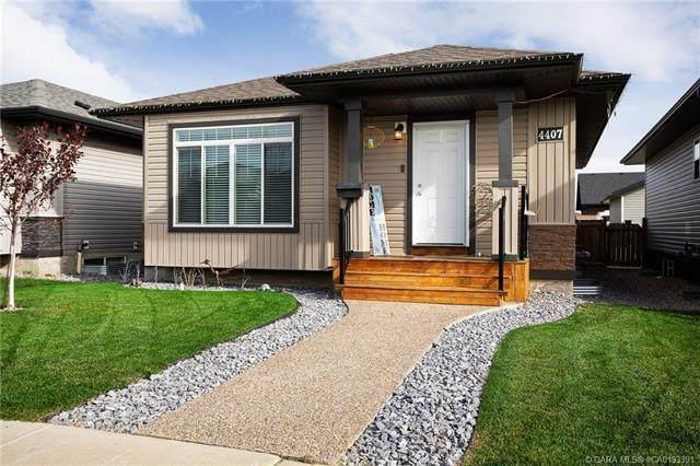 4407 74 Street, Camrose, AB T4V 5E1 (#CA0193391) :: Canmore & Banff