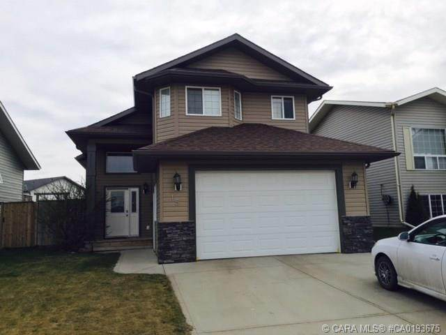 15 Taylor Drive, Lacombe, AB T4L 2N8 (#CA0193675) :: The Cliff Stevenson Group