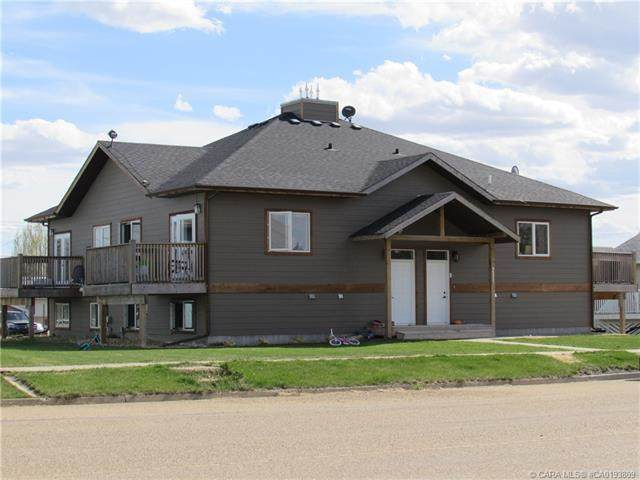 211 Main Street, New Norway, AB T0B 3L0 (#CA0193809) :: Canmore & Banff