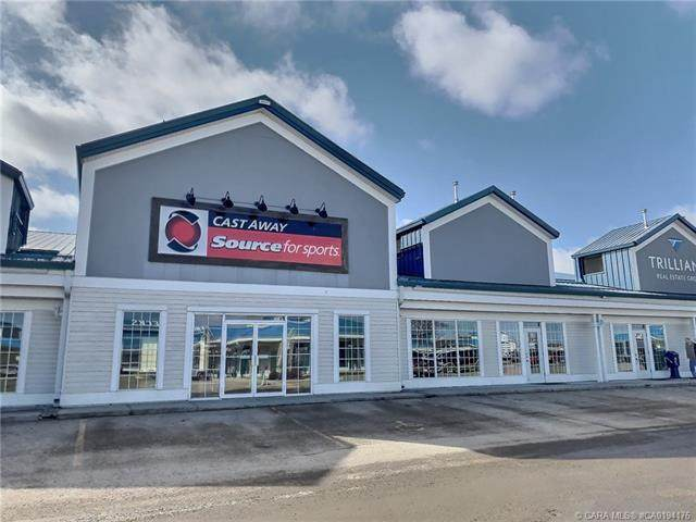 40 Hewlett Landing #5, Sylvan Lake, AB T4S 2J3 (#CA0194176) :: Redline Real Estate Group Inc