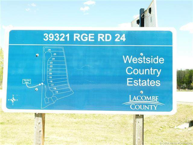 21 Westside Close, Rural Lacombe County, AB T4S 1S2 (#CA0194243) :: Western Elite Real Estate Group