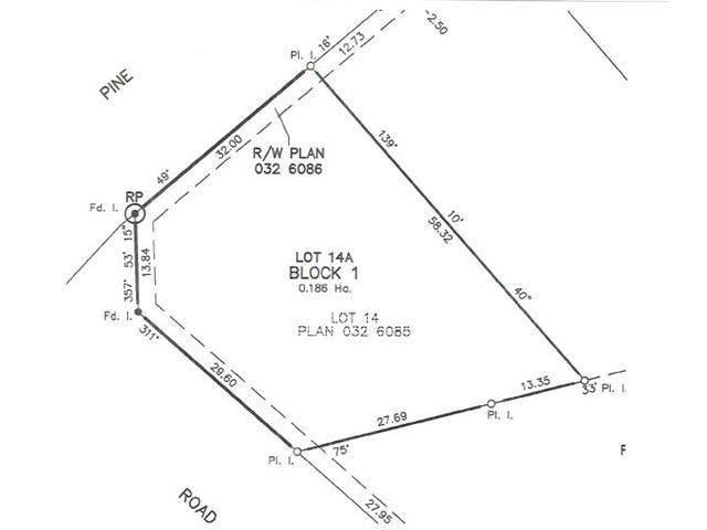 LOT 14A BLOCK 1 Plan 1023358, Conklin, AB T0P 1H1 (#FM0190492) :: The Cliff Stevenson Group