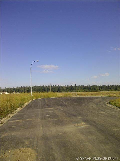 Lot 16 St Isidore, St. Isidore, AB T0H 3B0 (#GP131671) :: Western Elite Real Estate Group