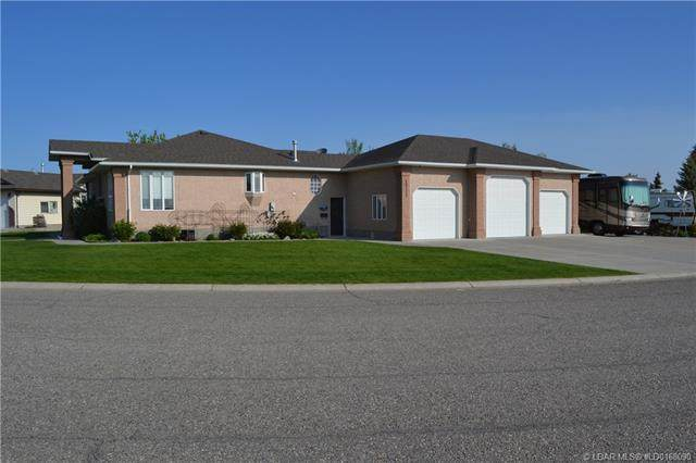 1711 7A Avenue, Fort Macleod, AB T0L 0Z0 (#LD0168090) :: Canmore & Banff